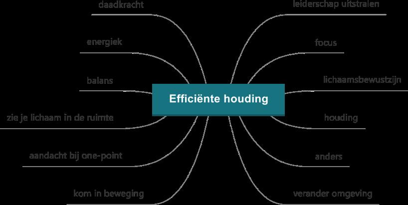 Tip 7 efficiente houding