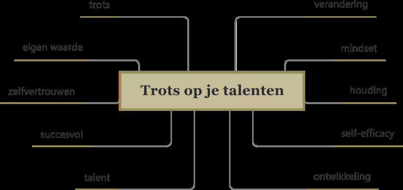 Tip 10 Trots op je talenten